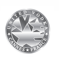 United Vodka Award - Silver Medalion
