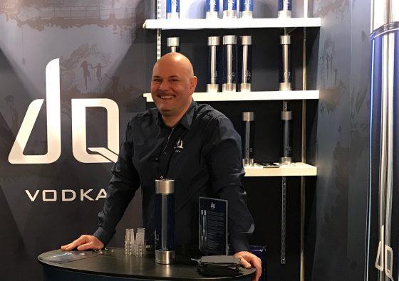 Antoine Stephan - DQ Vodka