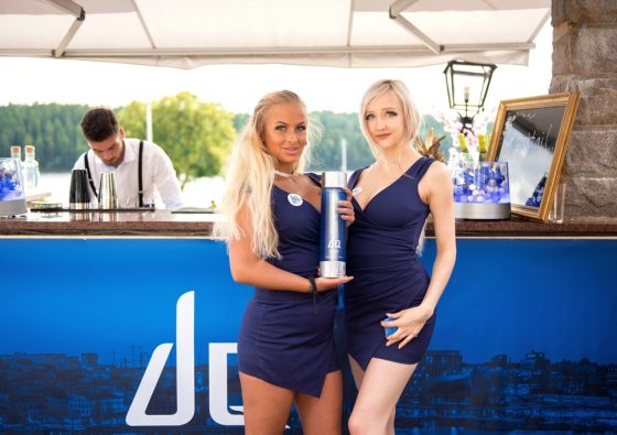 DQ Vodka - Le Golf